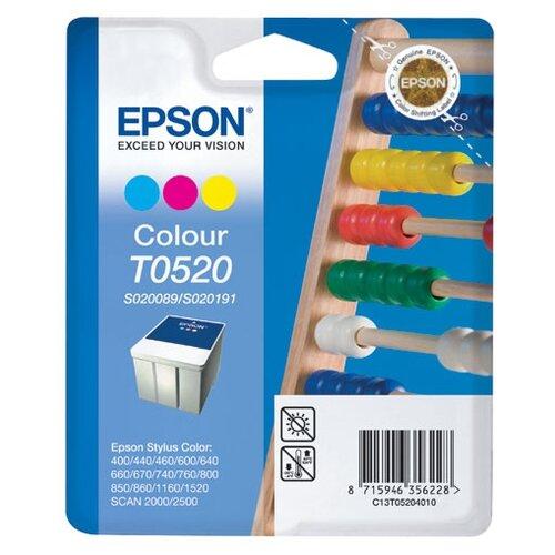 Фото - Картридж Epson C13T05204010 hydrocut 750