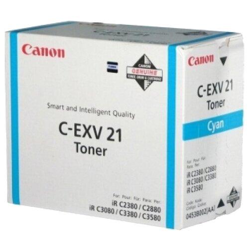 Фото - Картридж Canon C-EXV21 C 0453B002 картридж canon c exv45 c 6944b002
