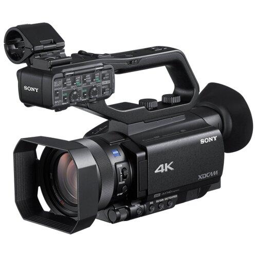 Фото - Видеокамера Sony PXW-Z90 видеокамера sony hdr cx405b black 30x zoom 9 2mp cmos 2 7 os avchd mp4 [hdrcx405b cel]
