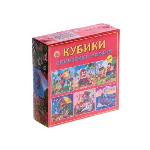 Кубики-пазлы Рыжий кот пазлы рыжий кот пазлы золотой гусь 160 элементов