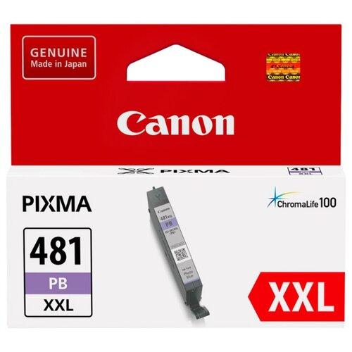 Фото - Картридж Canon CLI-481PB XXL картридж canon cli 481pb xl 2048c001 для canon pixmats8140ts ts9140 голубой