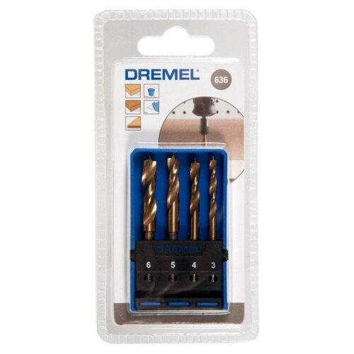 Набор сверл Dremel 26150636JA