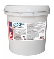 Декоративное покрытие Litokol Litotherm Grafica Acryl 2 мм, 25 кг