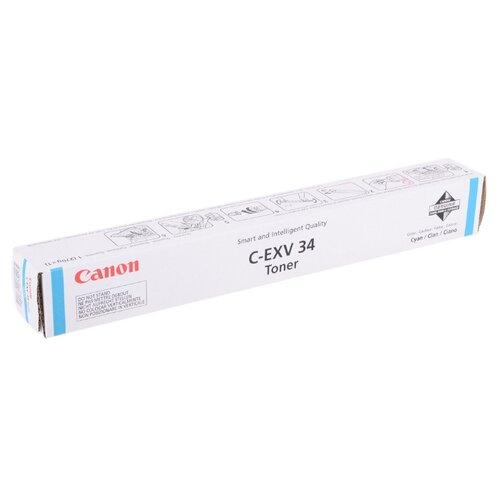 Фото - Картридж Canon C-EXV34 C 3783B002 картридж canon c exv45 c 6944b002