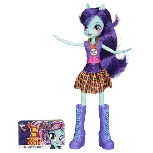 Кукла My Little Pony Equestria my little pony equestria girls мини кукла photo finish