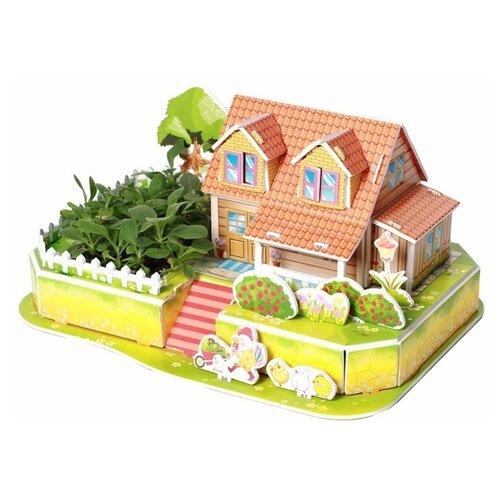 3D-пазл Zilipoo 3D Любимый сад пазл zilipoo пекарня 571 d 34