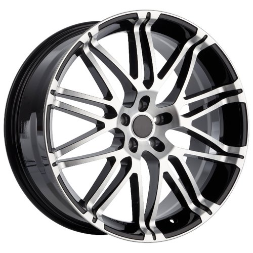 Фото - Колесный диск PDW Wheels 5156 колесный диск pdw wheels 7018