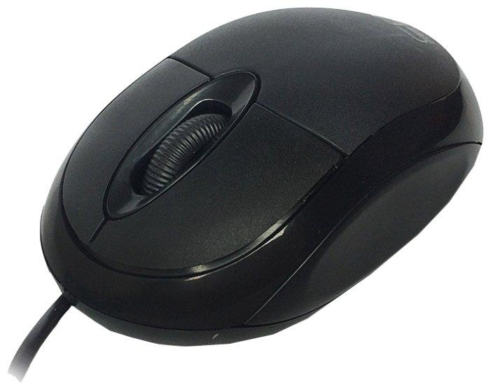 Мышь CBR CM-102 Black оптика 1200dpi офисн. USB