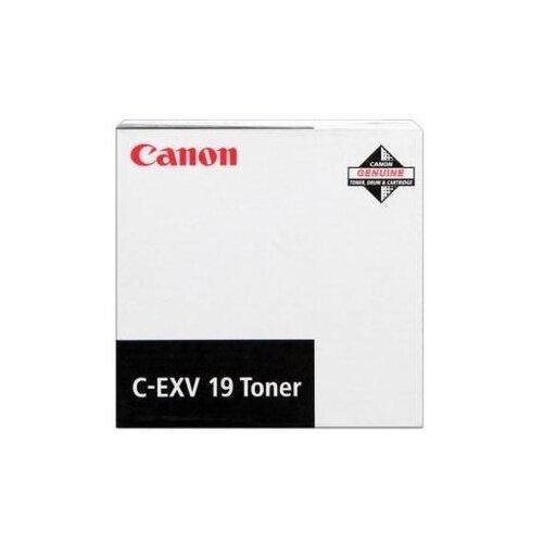Фото - Картридж Canon C-EXV19 BK картридж canon c exv36 bk