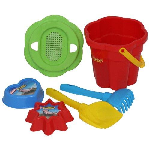 Фото - Набор Полесье №512 51004 полесье набор игрушек для песочницы 468 цвет в ассортименте