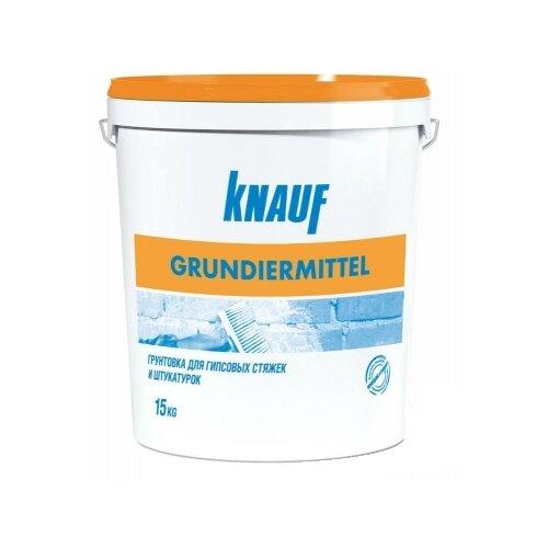 Грунтовка KNAUF Грундирмиттель лента уплотнительная knauf дихтунгсбанд 30 мм x 30 п м