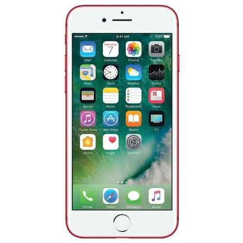 Смартфон Apple iPhone 7 32GB смартфон apple iphone 7 32gb gold mn902ru a