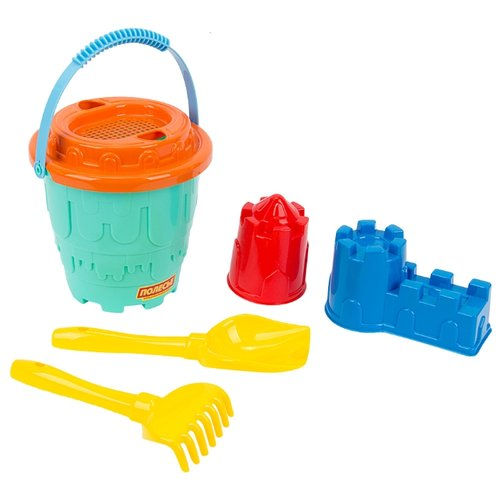 Фото - Набор Полесье №526 51790 полесье набор игрушек для песочницы 468 цвет в ассортименте