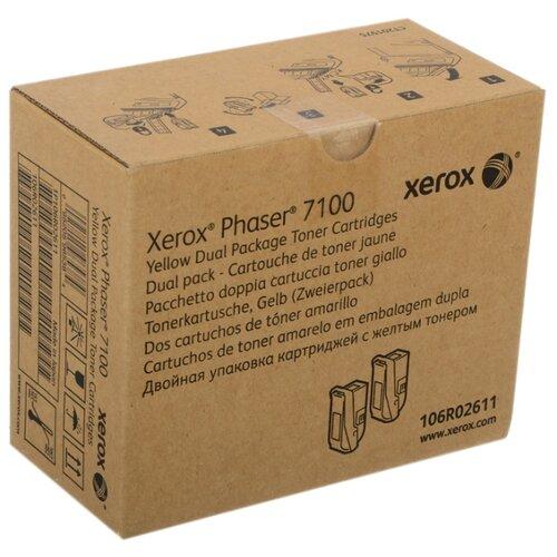 Фото - Набор картриджей Xerox 106R02611 набор картриджей xerox 108r00839