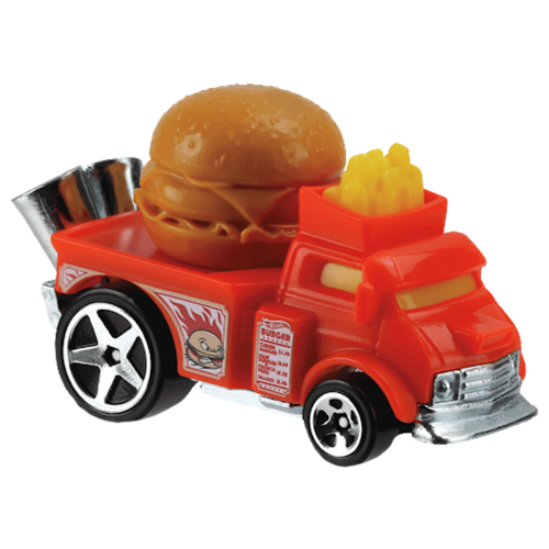 Машинка Hot Wheels Fast Foodie фото