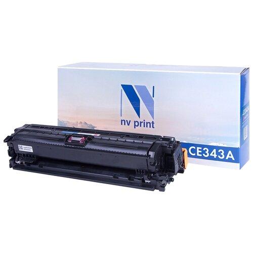 Фото - Картридж NV Print CE343A для HP тонер картридж hp 651a ce343a