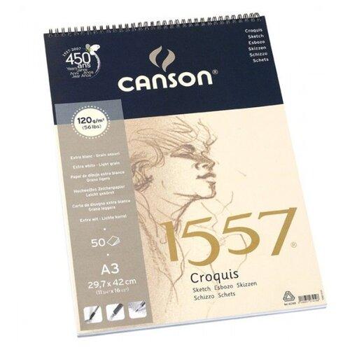 Фото - Альбом Canson 1557 42 х 29.7 альбом санктъ петербургъ прошлое и настоящее