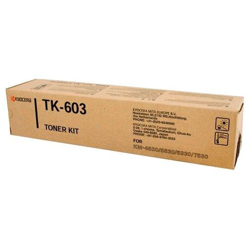 Фото - Картридж KYOCERA TK-603 аккумуляторная ударная дрель шуруповерт bosch advancedimpact 18v quick snap 0 603 9a3 402