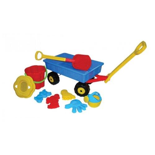 Фото - Набор Полесье №382 36384 полесье набор игрушек для песочницы 468 цвет в ассортименте