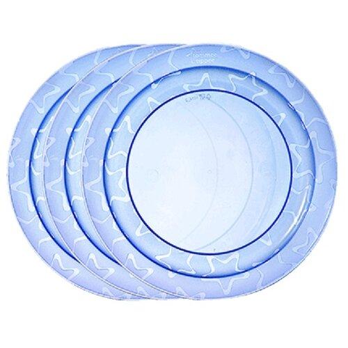 Комплект посуды Tommee Tippee тарелочка tommee tippee 44670241 1