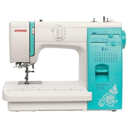 Швейная машина Janome HomeDecor фото