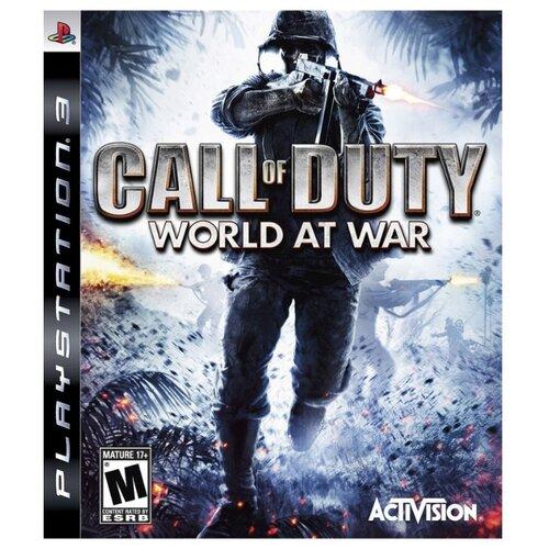 Call of Duty: World at War the world at war на английском языке