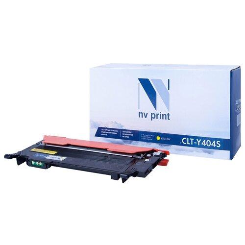 Фото - Картридж NV Print CLT-Y404S для картридж nv print clt y404s y