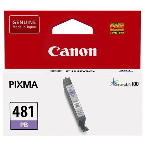 Фото - Картридж Canon CLI-481PB 2102C001 картридж canon cli 481pb xl 2048c001 для canon pixmats8140ts ts9140 голубой
