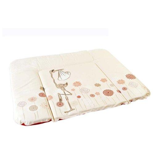 Пеленальный матрас Ceba Baby подушка для кормления ceba baby physio mini grey cats трикотаж w 702 700 513