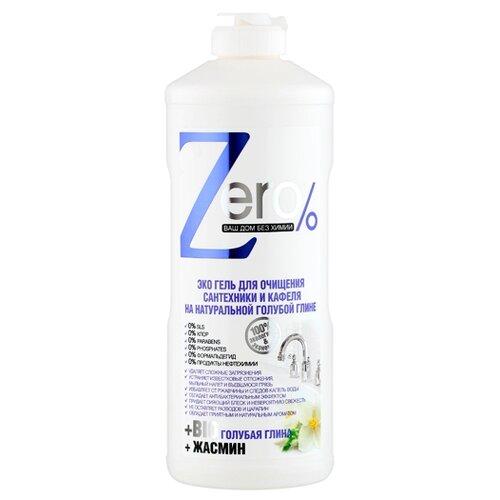 Zero% Эко гель для сантехники и zero k