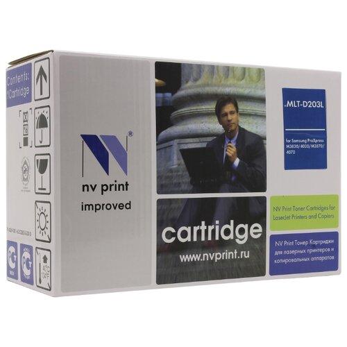 Фото - Картридж NV Print MLT-D203L для картридж trendart ta mlt d203l
