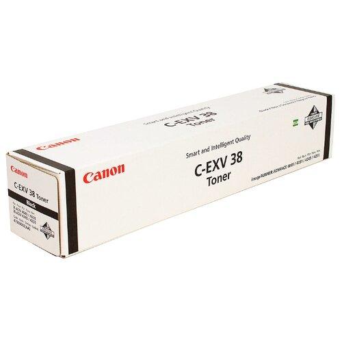 Фото - Картридж Canon C-EXV38 BK картридж canon c exv36 bk