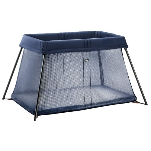 Манеж-кровать Baby Bjorn Light манеж кровать baby care ob 888 серый бежевый