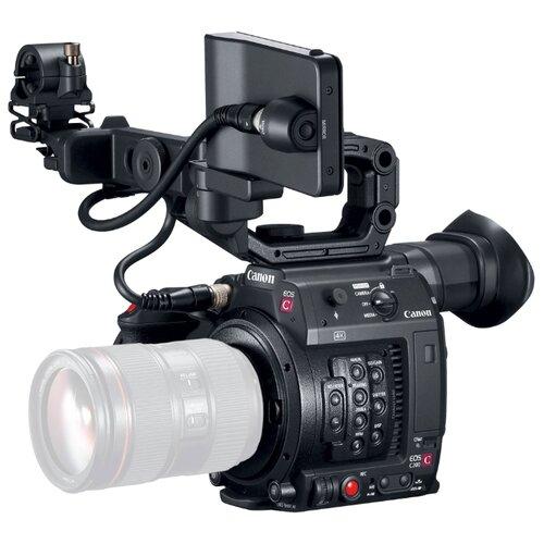 Фото - Видеокамера Canon EOS C200 видеокамера canon xf705