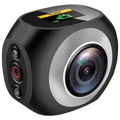 Фото - Экшн-камера X-TRY XTC360 экшн камера очки x try xtg371 uhd 4k 64 gb cristal