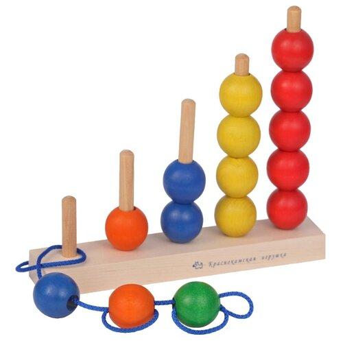 Пирамидка Краснокамская игрушка игрушка