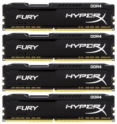 Оперативная память 8 ГБ 4 шт. HyperX HX426C16FB2K4/32