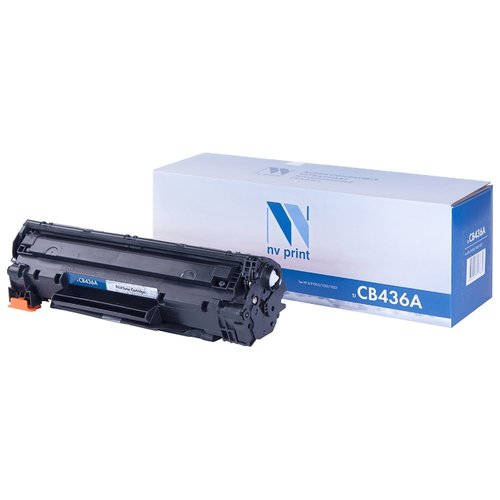Фото - Картридж NV Print CB436A для HP картридж nv print q7581a для hp