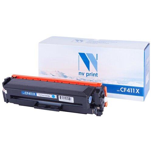 Фото - Картридж NV Print CF411X для HP картридж nv print 006r01461 для