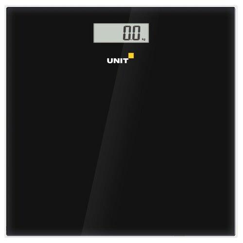 Фото - Весы электронные UNIT UBS 2052 BK безмен электронный unit ubs 2110el