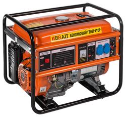Бензиновый генератор BRAIT BR-5500AL (5000 Вт)