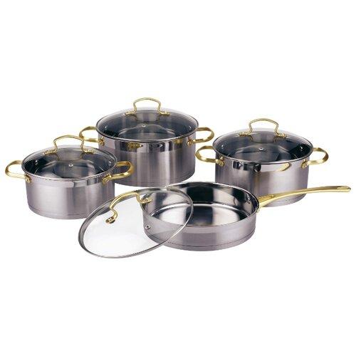 Набор посуды Bekker Premium набор посуды bekker bk 202