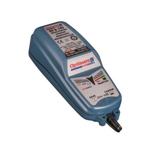Зарядное устройство Optimate 5 зарядное