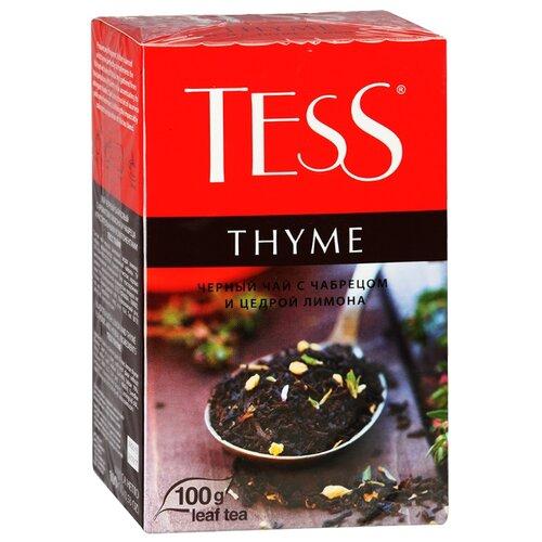 Чай черный Tess Thyme