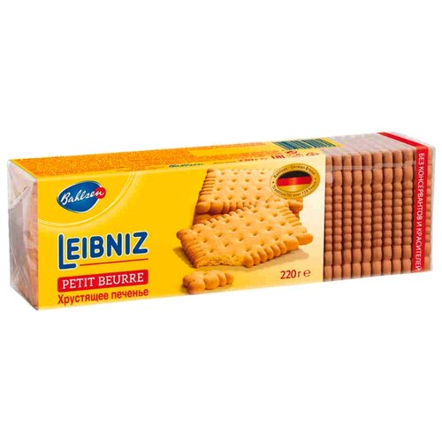 Печенье Leibniz Petit Beurre