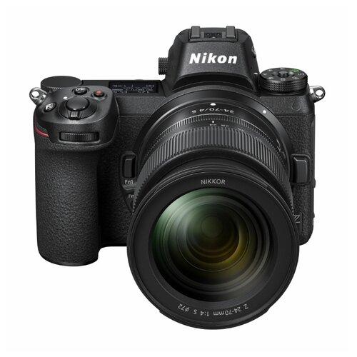 Фото - Фотоаппарат Nikon Z7 Kit фотоаппарат