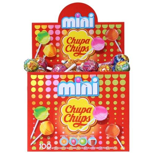 Карамель Chupa Chups Mini 600 г