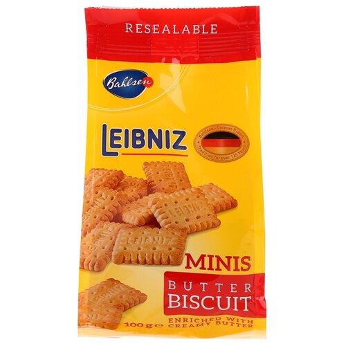 Печенье Leibniz Minis butter