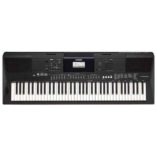 Синтезатор YAMAHA PSR-EW410 синтезатор yamaha psr ew300 black