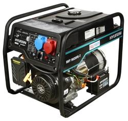 Бензиновый генератор Hyundai HHY9020FE-T (6000 Вт)